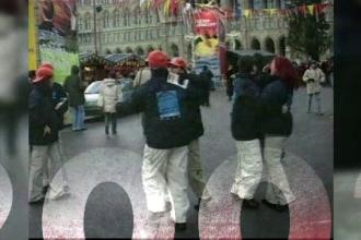 """""""100 de ani în 100 de zile"""". 2002 - începe exodul românilor în Europa, după eliminarea vizelor"""