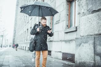 Se anunță temperaturi scăzute, vânt intens și ninsori in unele zone ale țării