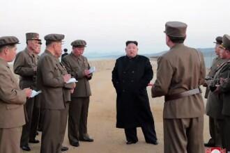 Coreea de Nord cere ajutorul ONU împotriva americanilor.