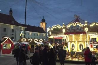 Târgurile de Crăciun se deschid din noiembrie. Oraşul din România care e în topurile globale