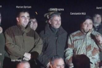 RISE PROJECT prezintă imagini cu Liviu Dragnea, la vânătoare alături de persoane din conducerea Tel Drum