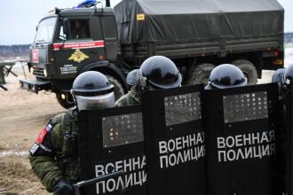 Text votat de deputații ruși. Ce nu mai au voie să facă soldații din armata rusă