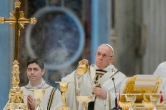 Mesajul Papei Francisc pentru români cu ocazia Zilei Naționale: