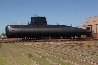Primele imagini cu submarinul găsit după un an de căutări, la 800 de metri adâncime. FOTO