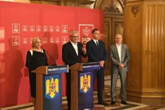 """CExN al PSD a decis dizolvarea filialei Ilfov. Dragnea: """"Acolo s-a întâmplat ceva imposibil de acceptat"""""""