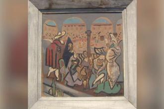 Cum a ajuns Poliţia Harghita să deţină un Picasso.