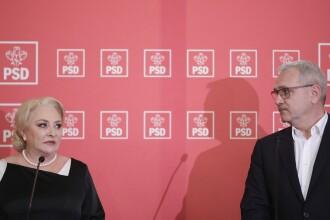 Dăncilă și Dragnea anunță 8 miniștri schimbați. Paul Stănescu pleacă de la Dezvoltare, Olguța Vasilescu preia Transporturile
