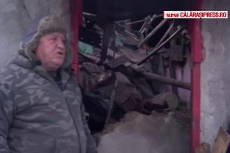 Un bătrân din Timișoara și-a aruncat în aer casa, cu un dispozitiv improvizat. Voia să se sinucidă