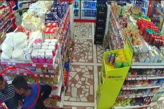 Cum au fost surprinși doi tineri într-un magazin din Brașov. Pedeapsa primită