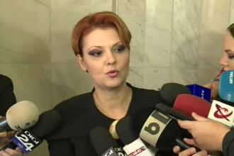 Olguța Vasilescu: Un deputat PNL i-a cerut lui Iordache să vorbească la telefon cu Iohannis