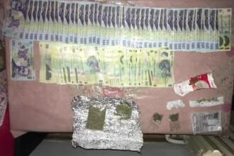 DIICOT a efectuat mai multe percheziții pentru prinderea unor traficanți de droguri