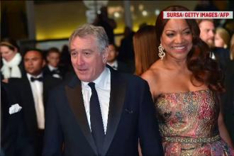 Robert De Niro divorțează de a doua nevastă, după mai bine de 20 de ani de căsnicie