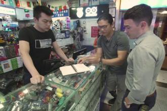 Orașul în care îți poți face o dronă personalizată chiar la mall