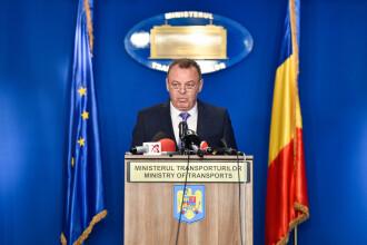 Explicațiile ministrului demisionar al Transporturilor pentru situația de pe căile ferate