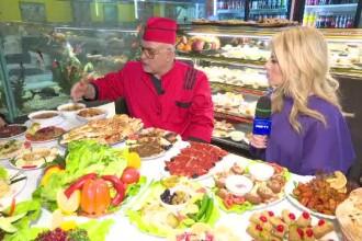 Mâncarea libaneză sau asiatică, printre opțiunile culinare ale celor care țin post