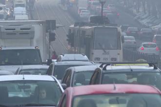 Primăria Capitalei va deconta combustibil de până la 500 lei/lună pentru persoanele care fac car-sharing