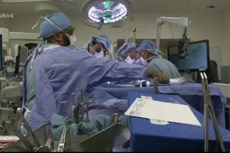 Metoda găsită de un medic din SUA pentru a transporta organele pe distanțe scurte