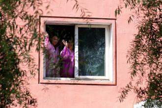 Tinere din Coreea de Nord, vândute în China pentru