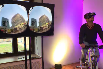 Expoziţie de realitate virtuală, în Capitală. Cele mai noi tehnologii din domeniu pot fi testate gratuit