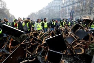 Presa oficială a Kremlinului îi acuză pe americani că au provocat revoltele din Franţa