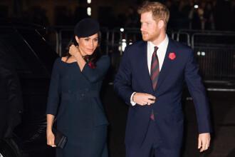 """Casa regală îi vrea pe Harry și pe Meghan """"cât mai departe"""". Ce planuri ascunse s-au făcut"""