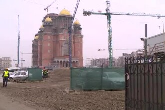 ISU București - Ilfov anunță că a amendat constructorul Catedralei Neamului cu 10.000 de lei