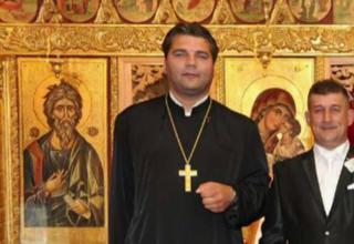Povestea preotului din Constanța care și-a dat foc în fața Catedralei Neamului, în timpul sfințirii