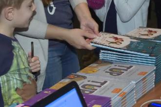 O lansare de carte a adunat sute de donații pentru primul spital de Oncologie Pediatrică din România