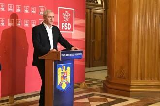 """Prima reacție a lui Dragnea după scandalul din Parlament: """"Ăsta este Iohannis, zapciul"""""""