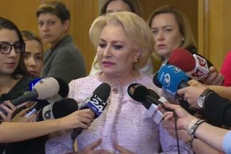 """Viorica Dăncilă: """"I-am cerut lui Paul Stănescu demisia, nu a vrut să și-o dea"""""""