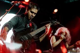 """Interviu cu MeeRah și Waqas din trupa românească de metal Alpha Q: """"Încercăm să evităm orice stereotip"""""""