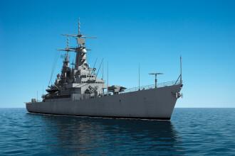 """O navă britanică s-a confruntat cu """"ostilitatea deschisă"""" a Rusiei în Marea Neagră"""