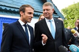 Iohannis, despre afirmația lui Macron privind moartea cerebrală a NATO: A dorit să șocheze