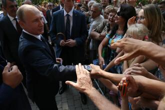 Analiză AFP: Putin și Poroșenko, pricipalii beneficiari ai crizei din Marea Azov