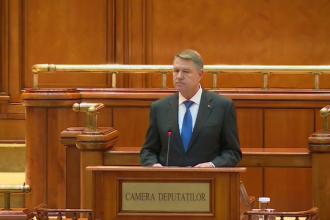 Discurs istoric al lui Iohannis: Domnilor guvernanți, ascultați vocea românilor! Nu dezonorați Centenarul!