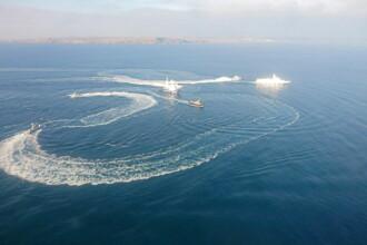 Ministru ucrainean: Rusia blochează porturi ucrainene de la Marea Azov