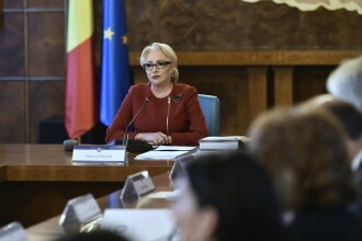 Când va trece România la moneda euro. Anunțul făcut de premierul Viorica Dăncilă