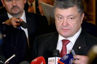 Poroșenko l-a demis pe unul din apropiații săi, cu scurt timp înainte de alegeri
