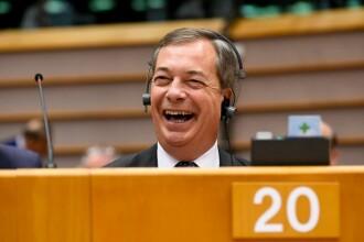 Extremistul Nigel Farage vrea să candideze în caz că Brexit se amână. Ce partid a ales
