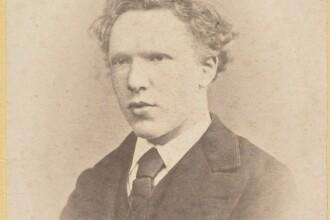 Descoperire istorică într-o fotografie a lui Van Gogh. Cine apare de fapt în imagine