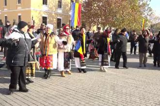 1 Decembrie, la Alba Iulia. Sărbătoarea Marii Uniri a început. Accesul autoturismelor în oraș nu mai este permis