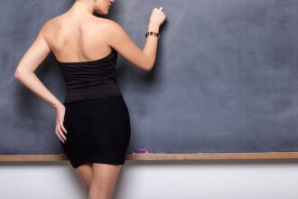 Cum arată profesoara de 24 de ani care a avut o relație cu un elev minor. Riscă 20 de ani de închisoare