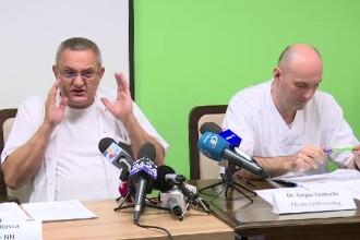 """Managerul Maternității Giulești: """"Dacă în 10 zile nu dăm drumul, Bucureștiul explodează"""". VIDEO"""