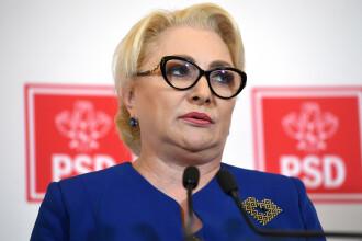 """Dăncilă anunță o moțiune de cenzură împotriva Guvernului Orban. """"Nu va rezista"""""""