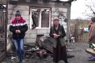 O mamă cu doi copii a rămas fără casă la 3 zile după ce i-a murit soțul