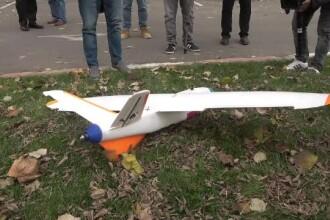 Premieră mondială. Un român a construit o dronă pe care a ghidat-o deasupra Carpaților