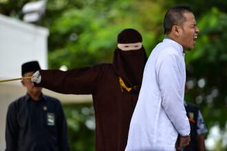 Militant împotriva adulterului, pedepsit cu lovituri de baston pentru o relaţie cu o femeie căsătorită