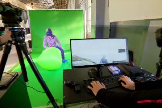 Imaginația se îmbină cu tehnologia în Capitală, la cel mai amplu festival new-media
