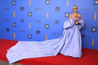 O rochie purtată de Lady Gaga, scoasă la licitație de o cameristă. Artista a lăsat-o în hotel