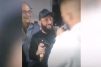 Șampanie și artificii la ieșirea din închisoare a doi mafioți italieni. Poliția a deschis anchetă